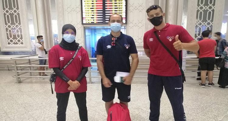 مغامرة الرياضيين والرياضيات التونسيين تنطلق غدا في أولمبياد طوكيو