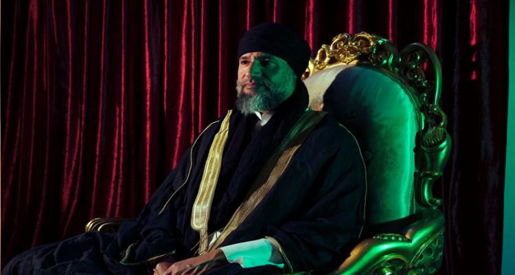 سيف الإسلام القذافي: نضيء نصف إيطاليا ونعاني نحن من انقطاع الكهرباء