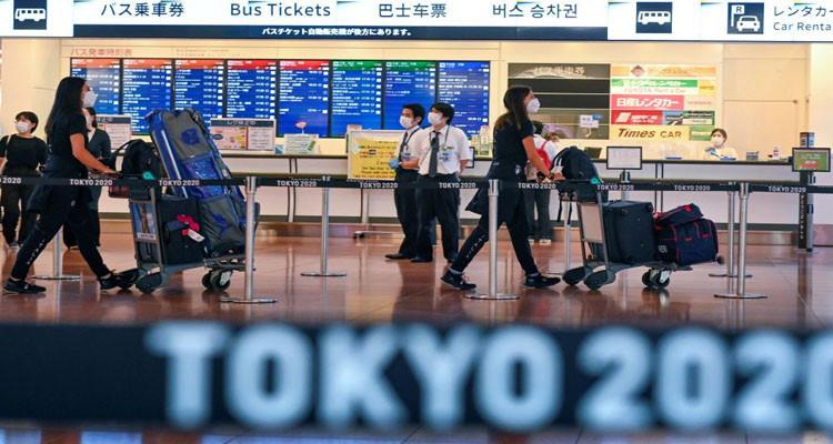 أولمبياد طوكيو: اكتشاف إصابة جديدة بفيروس كورونا في القرية الأولمبية