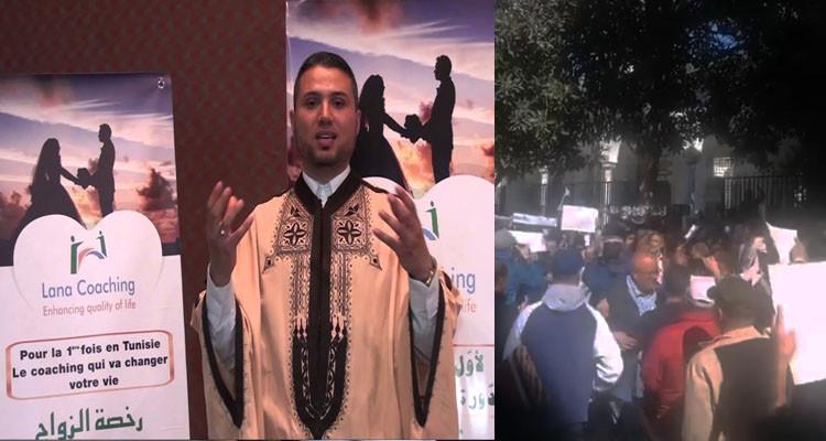 إمام خطيب جامع الفتح يكشف حقيقة ما راج حول مغادرة المصلين غاضبين