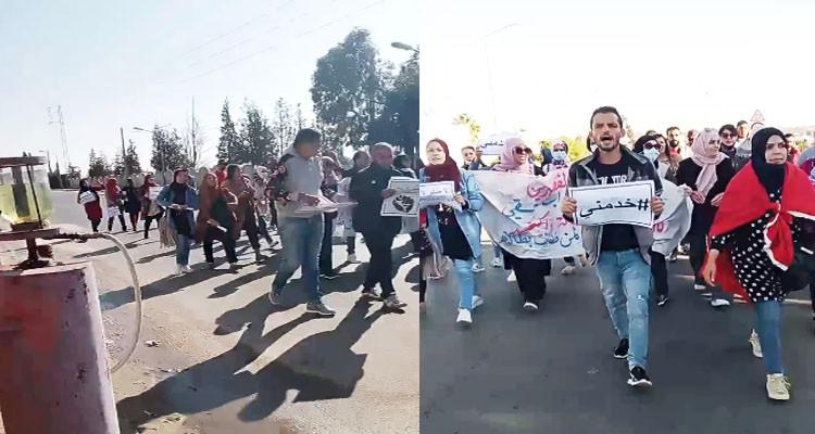 القصرين: عدد من أصحاب الشهائد العاطلين عن العمل يتوجهون نحو الحدود لطلب اللجوء