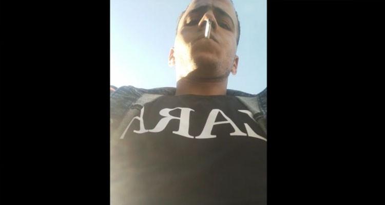 لص يسرق هاتف صحفي مصري في المباشر ويكشف وجهه للملايين