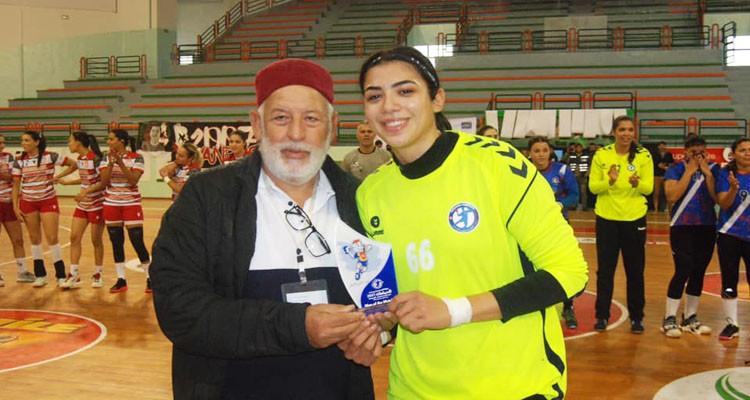 كرة اليد: تعادل سيدات الافريقي مع سيدات الزهراء الرياضية في البطولة العربية