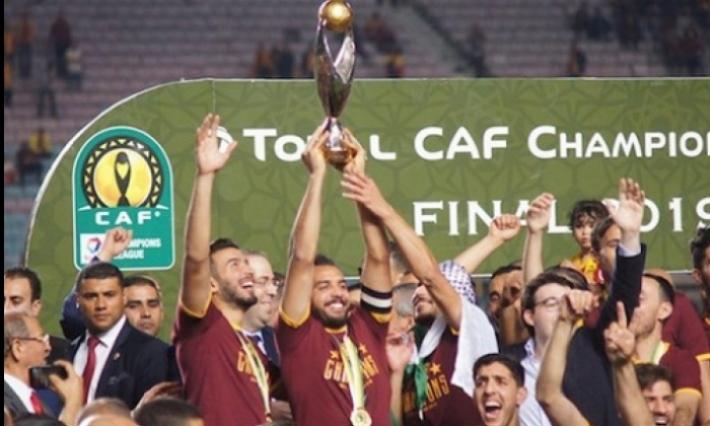 CAF 2019 : L'Espérance a reçu sa prime