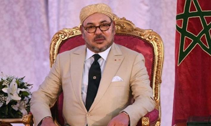 Le Roi Mohammed VI invite Kais Saied au Maroc