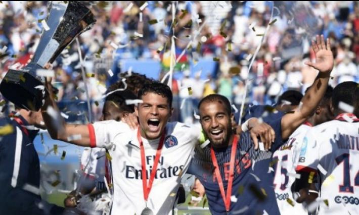 France : le PSG remporte le Trophée des Champions