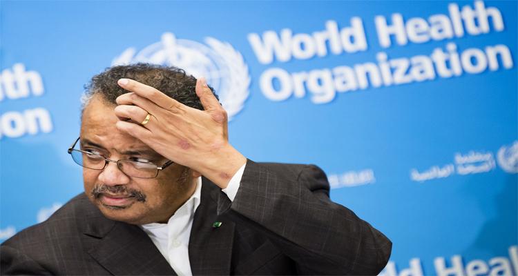 الصحة العالمية تتوقع مليون مصاب بالكورونا خلال ايام