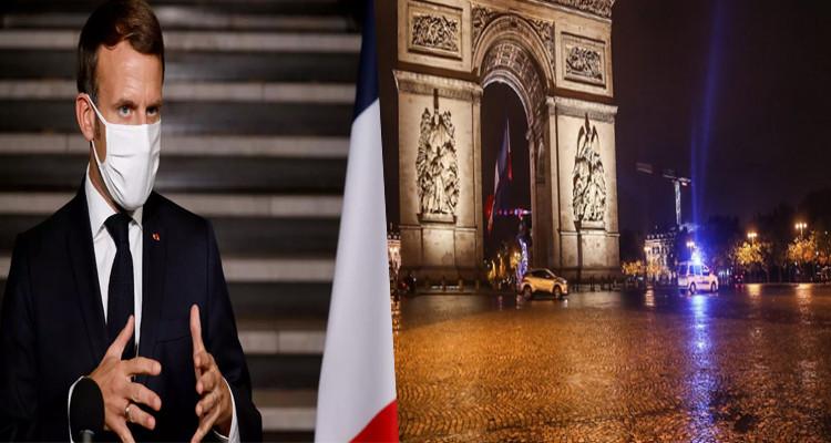 حجر شامل فرنسا