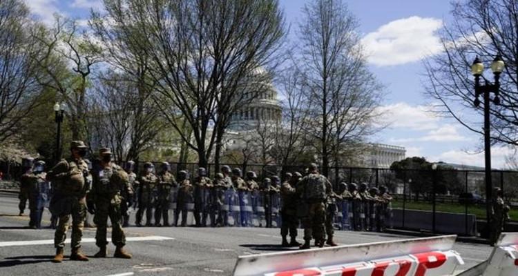 مقتل شرطي وإصابة آخر في هجوم في محيط الكونغرس الأمريكي