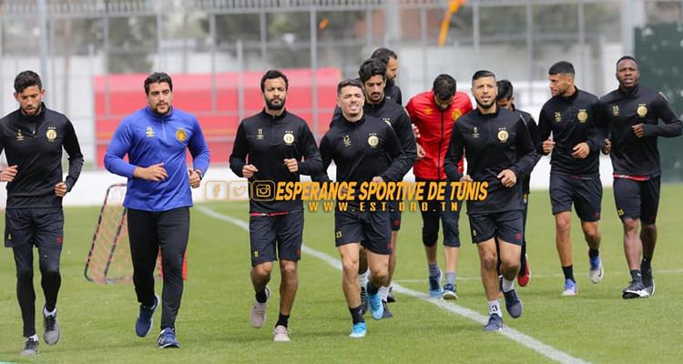 الترجي الرياضي التونسي مولدية الجزائر