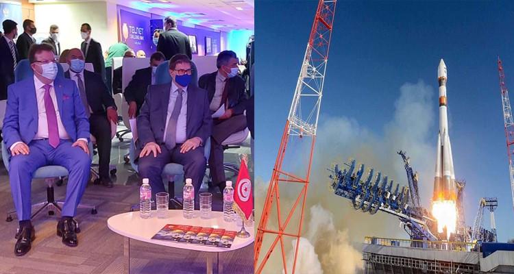 تالنات تحتفل بإطلاق أول قمر صناعي تونسي