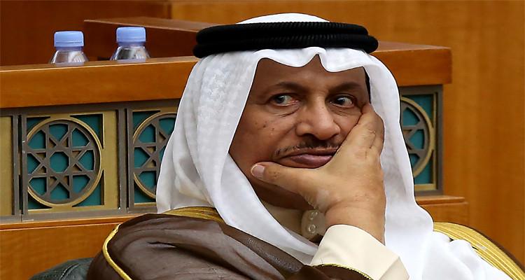 سجن رئيس الوزراء الكويتي السابق