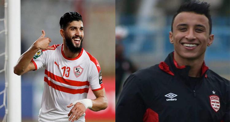 أحمد خليل الفرجاني ساسي الزمالك المصري