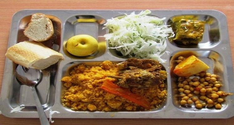 المطاعم الجامعية وجبات محمولة رمضان