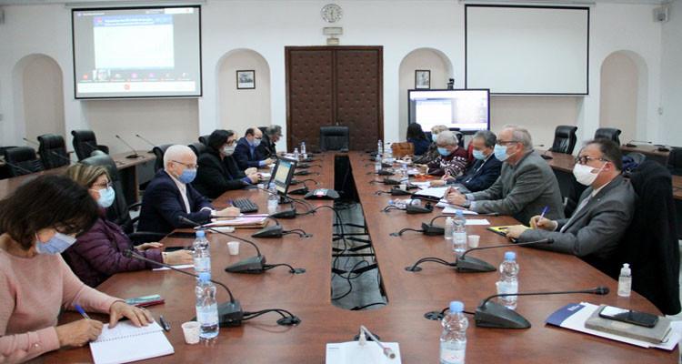 اللجنة العلمية لمجابهة فيروس كورونا