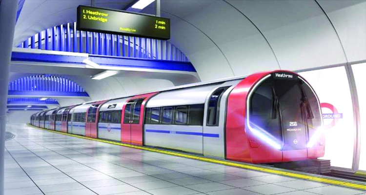 محطة قطارات لندن
