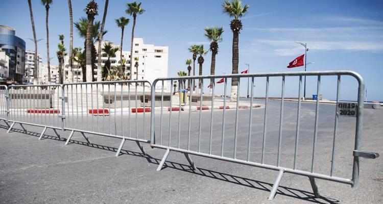 منع تنقل العربات في تونس الكبرى