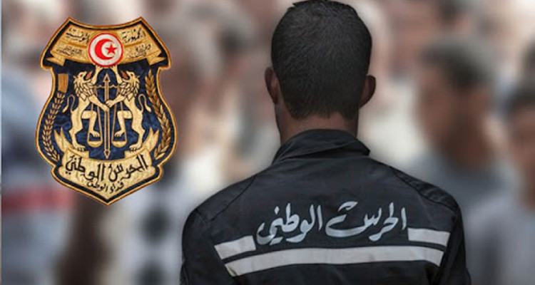 الحرس الوطني يوضح بخصوص ما تم تداوله حول محاصرة مجموعة إرهابية بالمكنين