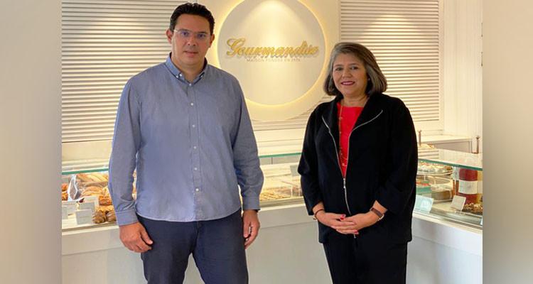 La Maison GOURMANDISE choisit YASSIR EXPRESS pour élargir son service  de livrai