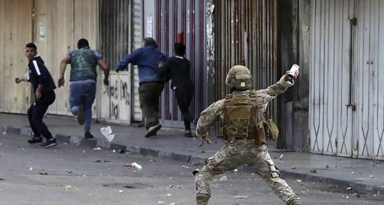 اشتباكات مسلحة في بيروت