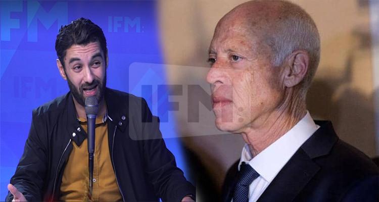 وائل التوكابري وقيس سعيد