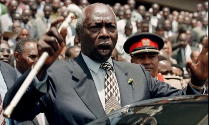 L'ancien président du Kenya Daniel arap Moi est mort