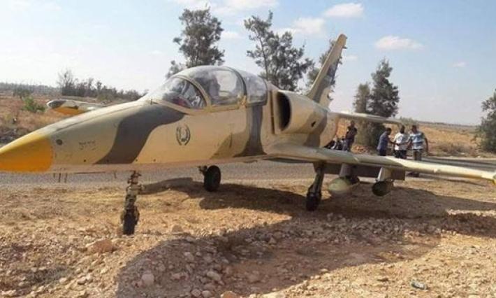 معطيات مثيرة حول هبوط الطائرة العسكرية الليبية في تونس