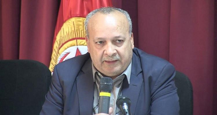 سامي الطاهري: ليس من حق محمد عبو سحب وصولات الأكل من الموظفين العمومين بقرار أحادي