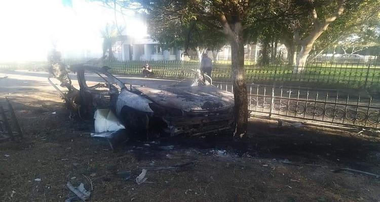 قصف مستشفى الخضراء