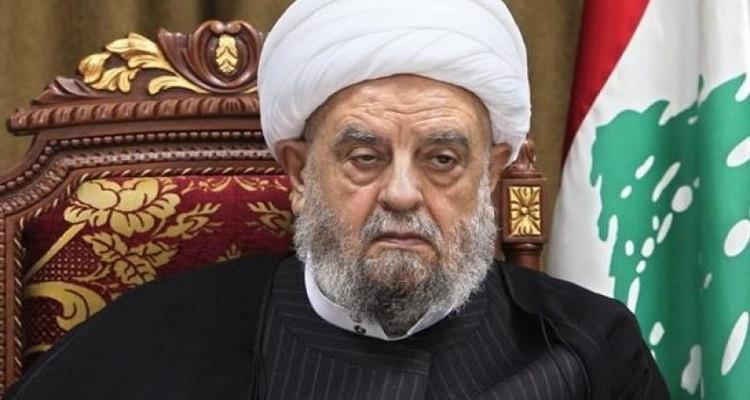 رئيس المجلس الشيعي الأعلى لبنان