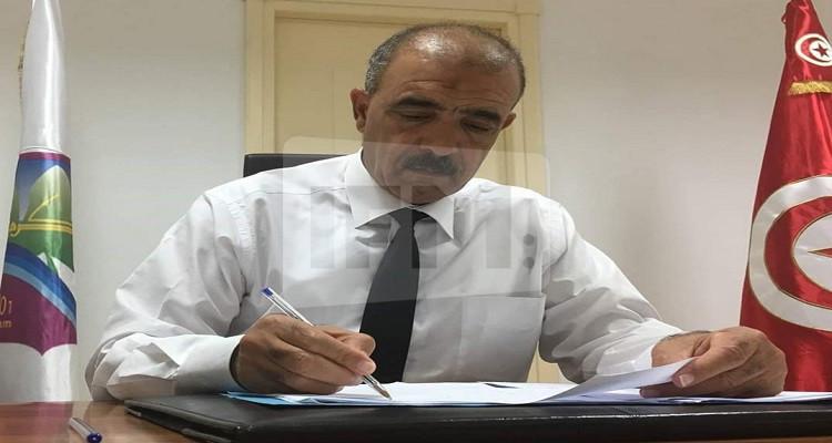 فتحي العيوني رئيس المجلس البلدي بالكرم