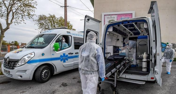 فرنسا فيروس كورونا