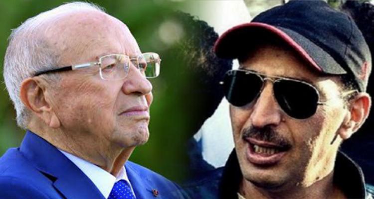 عماد دغيج والباجي قائد السبسي