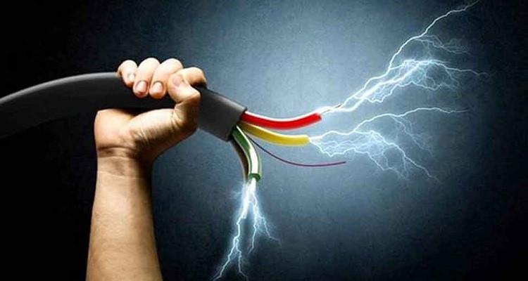 صعقة كهربائية