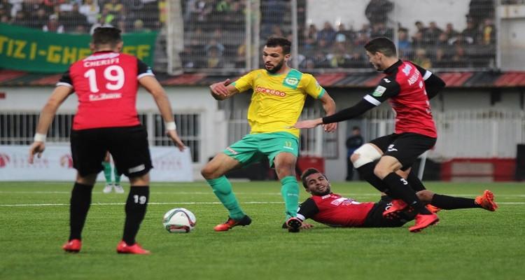 الاتحادية الجزائرية لكرة القدم