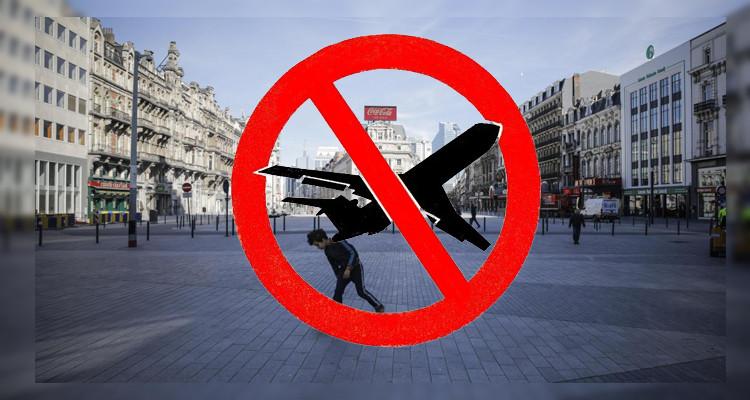 بلجيكا تمنع مواطنيها من مغادرة البلاد إلى غاية شهر مارس المقبل