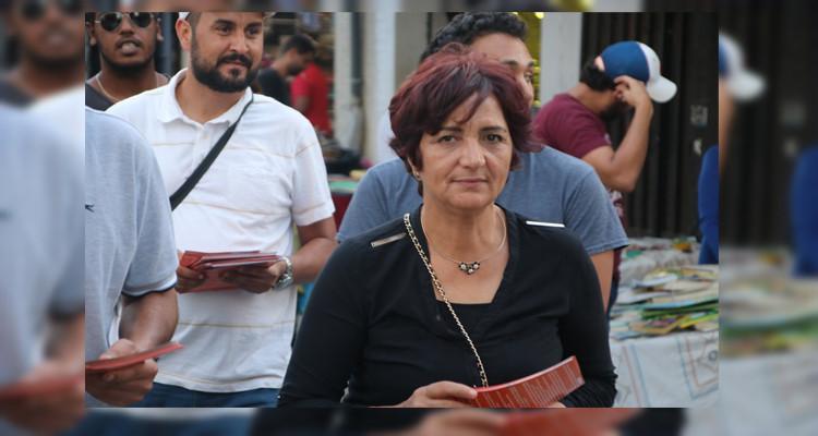 احتجاجا على رئيس البرلمان: سامية عبو تعلن الدخول في إضراب جوع مفتوح