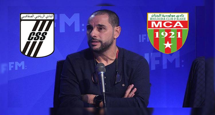 نادر داود: إن شاء الله ما نسمعوش من النادي الصفاقسي كلمة انسحبنا في الذهاب