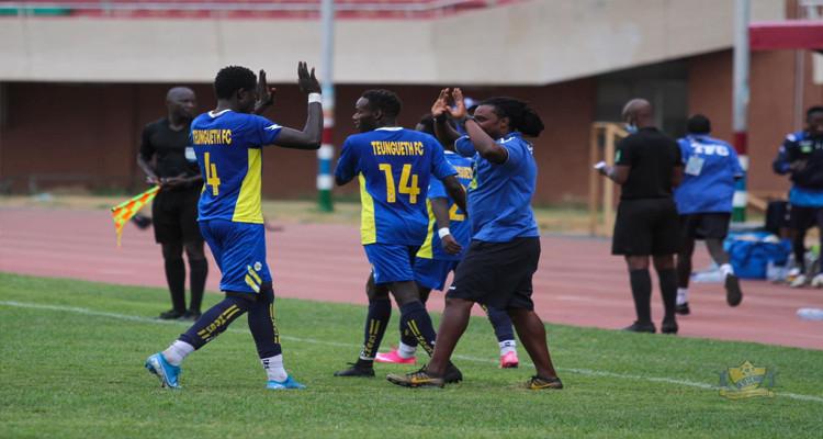 فريق سنيغالي مغمور يقصي نادي الرجاء البيضاوي من المسابقة الافريقية الأمجد