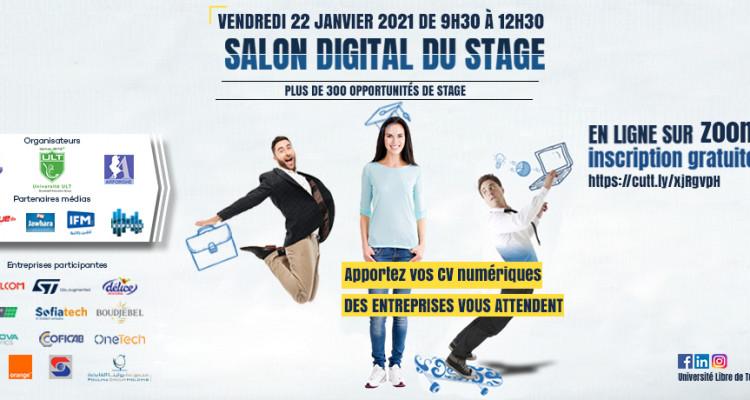 salon digital tunisie