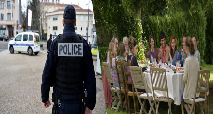 الشرطة تداهم تجمعا عائليا وتلقي القبض على الحاضرين