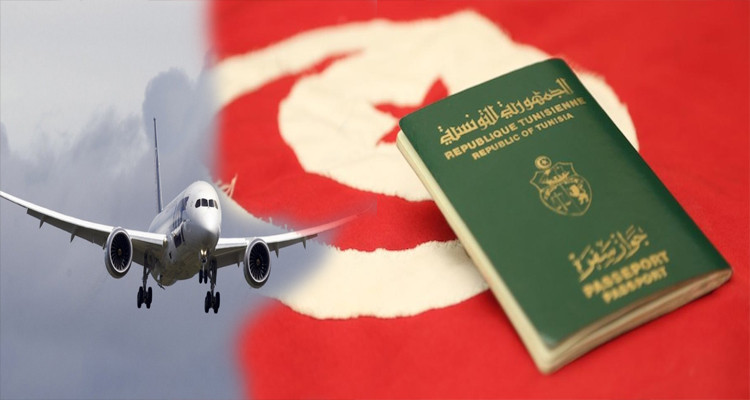 سيرين التليلي: التونسيون مهددون بالمنع من السفر إلى عديد الدول (تسجيل)