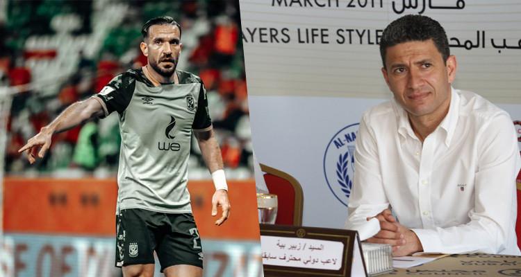 زبير بية: علي معلول فخر الكرة التونسية (فيديو)