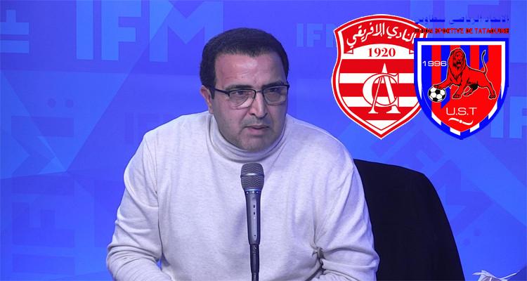 سمير السليمي: مهمة الافريقي في تطاوين صعبة ولكنها ليست مستحيلة(فيديو)