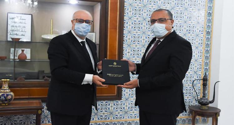 مروان العباسي هشام المشيشي  تقارير مالية