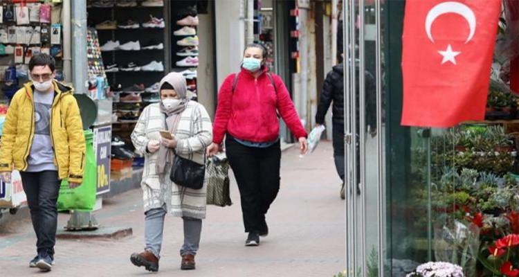 فيروس كورونا تركيا وفيات واصابات