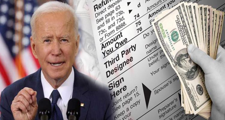 جو بايدن زيادة الضرائب