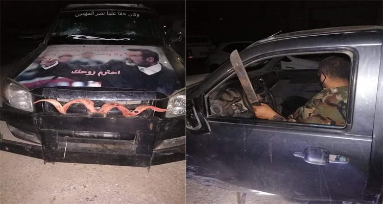 صفاقس: القبض على منحرف نشر  فيديو يوثق اعتدائه على أحد الأمنيين