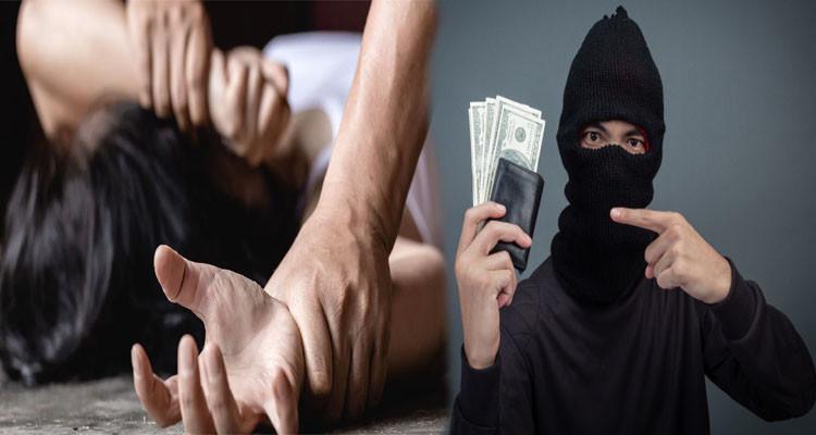 يفاحش ابنة الـ13 عاما ويجبرها على مساعدته في سرقة أموال أبيها