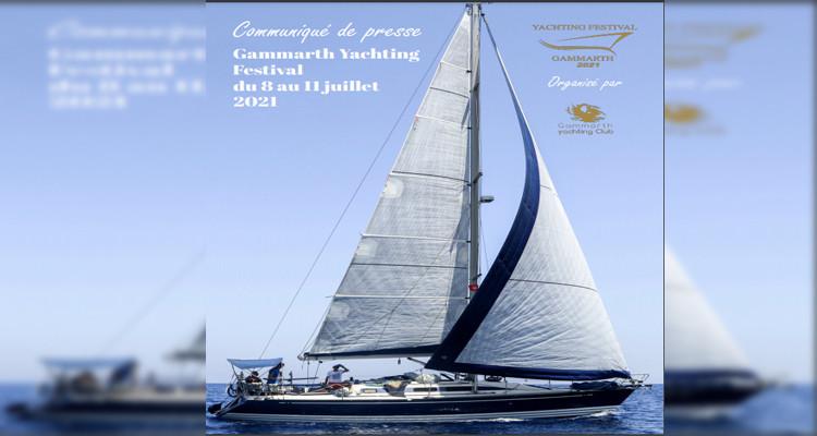 Gammarth yachting club organise ''yachting festival de Gammarth 2021''